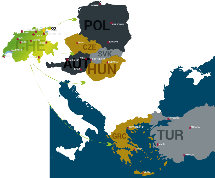 East-Europe